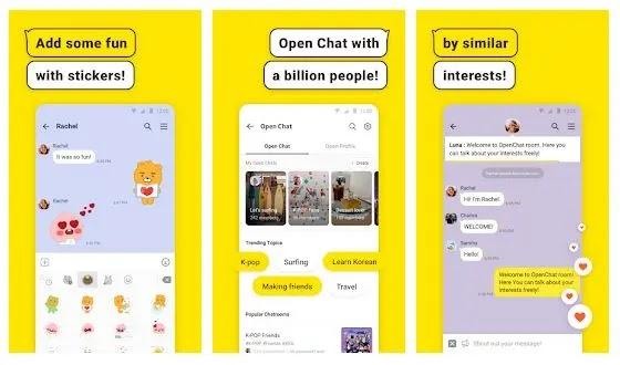 kakaotalk, aplikasi chatting orang korea yang wajib dimiliki fans kpop