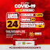 Jaguarari registra 07 novos casos de coronavírus no Boletim desta segunda-feira (31)