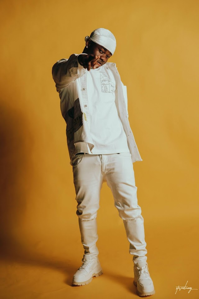 [BangHitz] US Based Artist Blessed Boy, releases promo pictures online