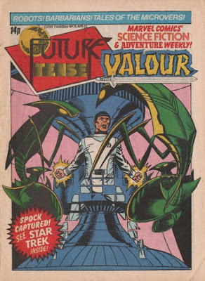 Future Tense and Valour #25, Star Trek
