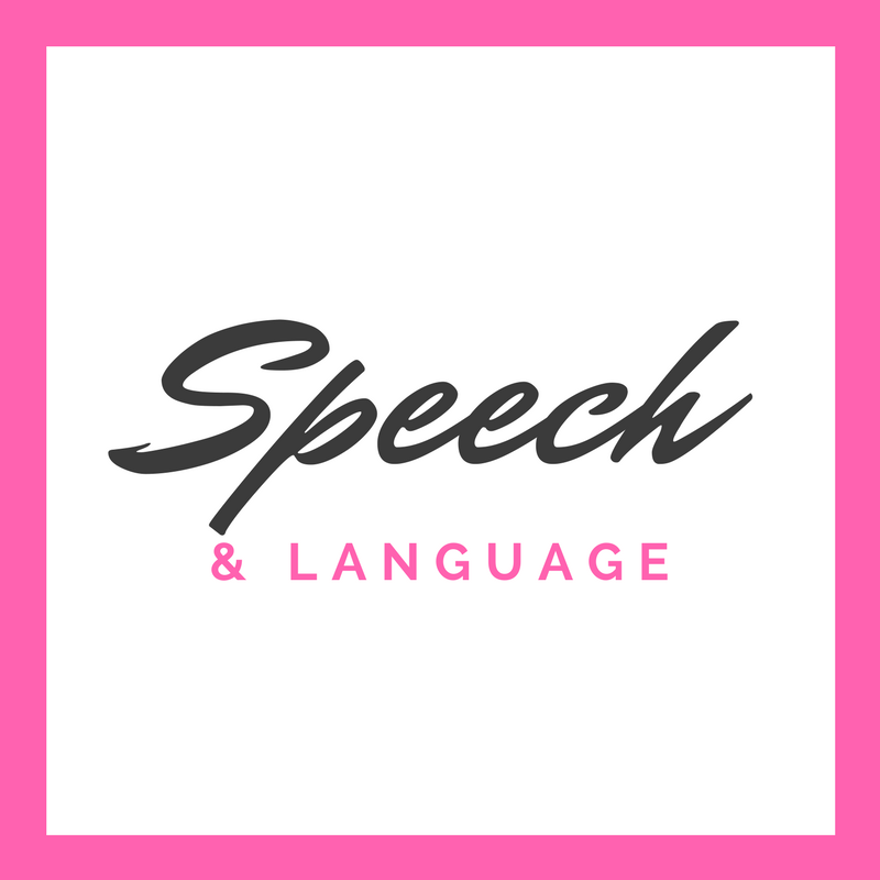 Speech activities and printables
