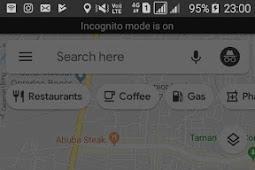 Bagaimana Incognito Google Maps Melindungi Pengguna Android