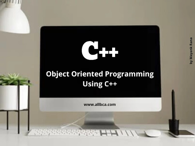 C++-Programming-Language-BCA-allbca