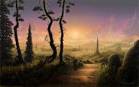 Sundown by Feliks Grzesiczek