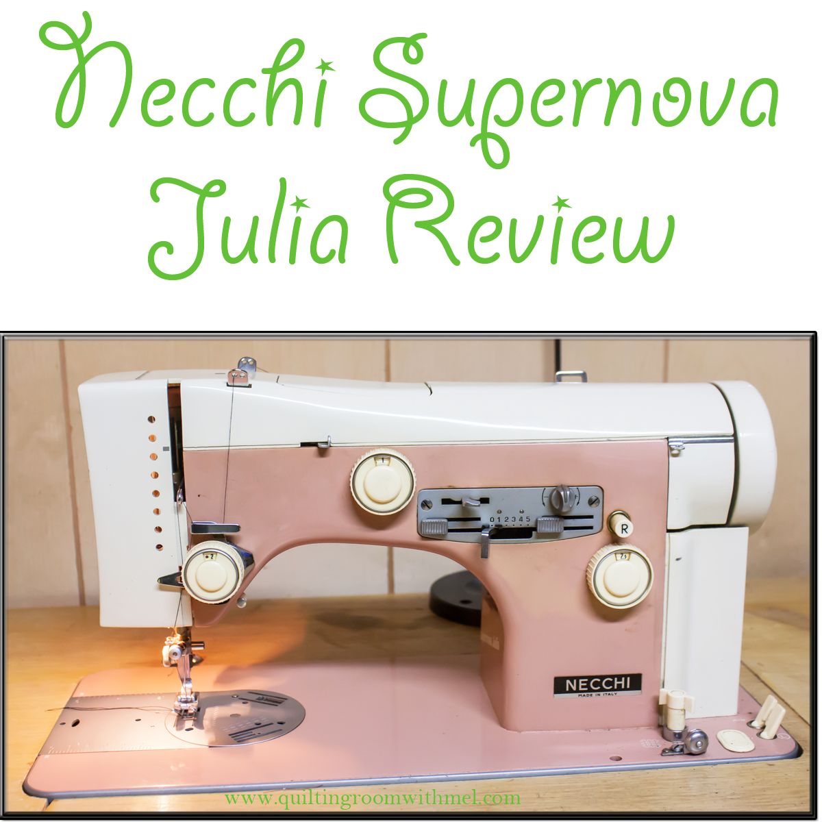 necchi sewing machine reviews