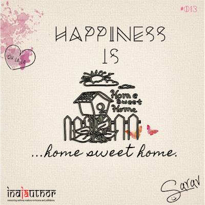 Happiness is Home Sweet Home