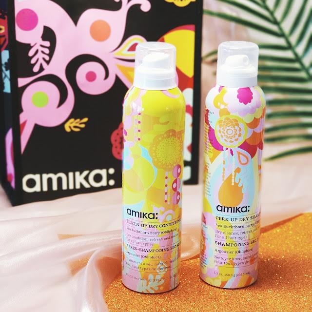שמפו יבש של אמיקה