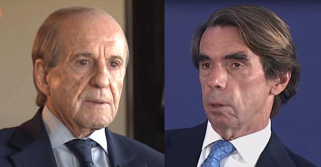 José María García y José María Aznar