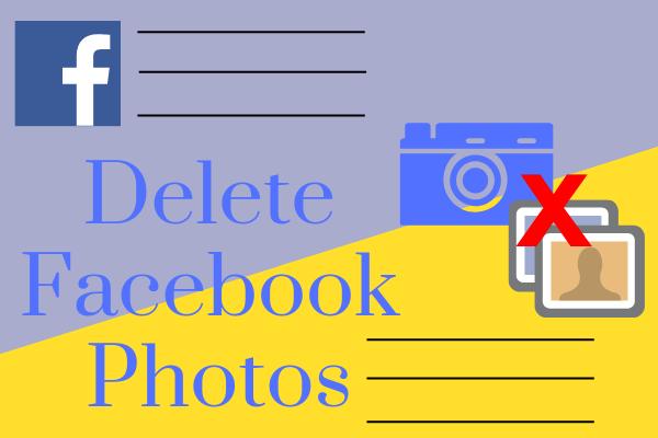 How Do I Delete Photos On Facebook