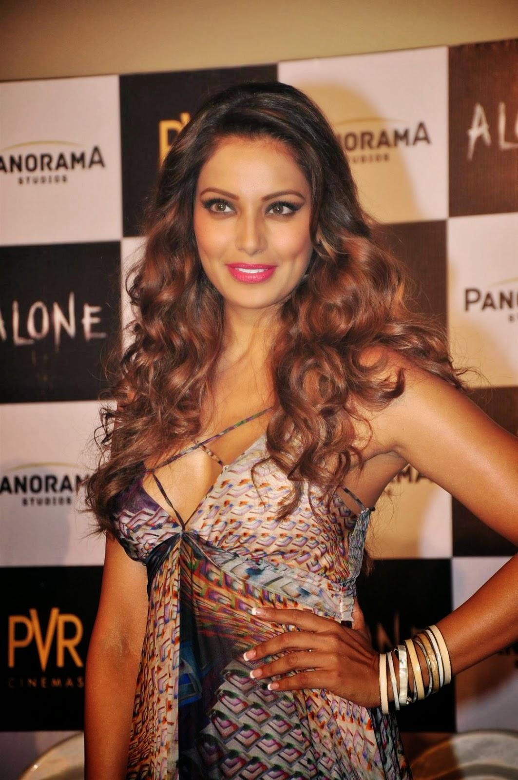 Bipasha Basu At Hindi Movie Alone First Look Trailer -9718