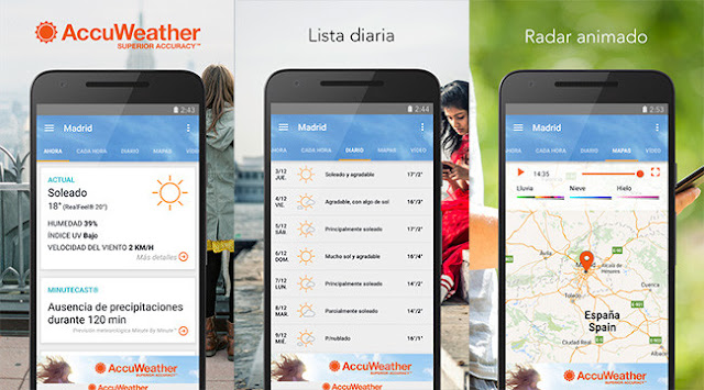 Accuweather Version 4.0