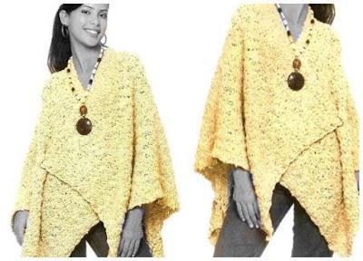 Chaleco de una pieza con abertura tricot