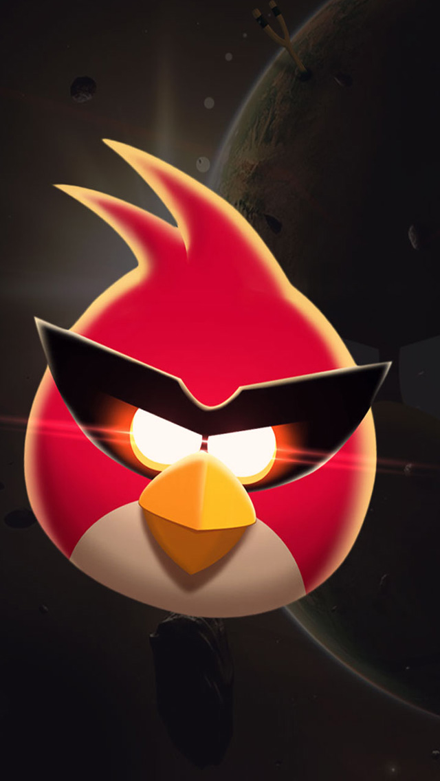 Free Download Angry Birds Space HD Wallpapers for iPhone 5 ...