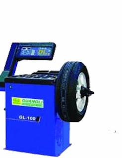 cầu nâng - Máy cân mâm GL100