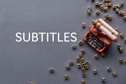 Cara Membuat Subtitle Otomatis pada Video - Cocok Untuk YouTube