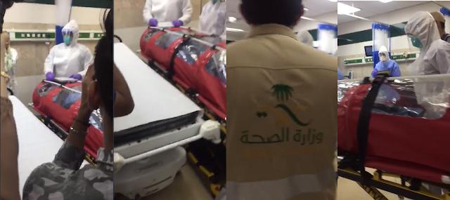 تسجيل اول حالة اصابة بفيروس كورونا في السعوديه