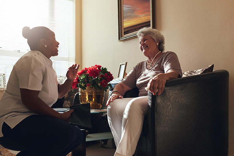 Transitioning to a Senior Care Facility