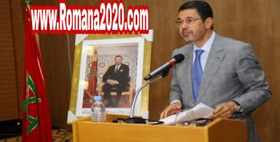 عبد النباوي يدعو ضباط الشرطة و القضاة للقيام بواجبهم ويحذر من الفيسبوك و مواقع التواصل الاجتماعي