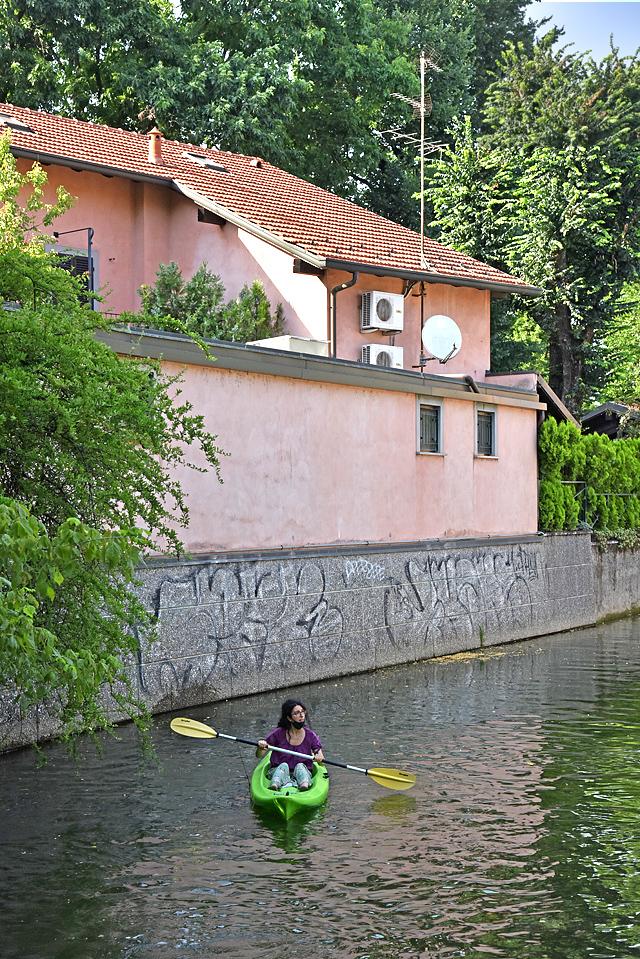 Milano, i percorsi dell'acqua