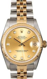 Pajak Rolex (Rolex Datejust Mid-size 68273 Pajak RM10,000 ) di www.kedaipajak.com