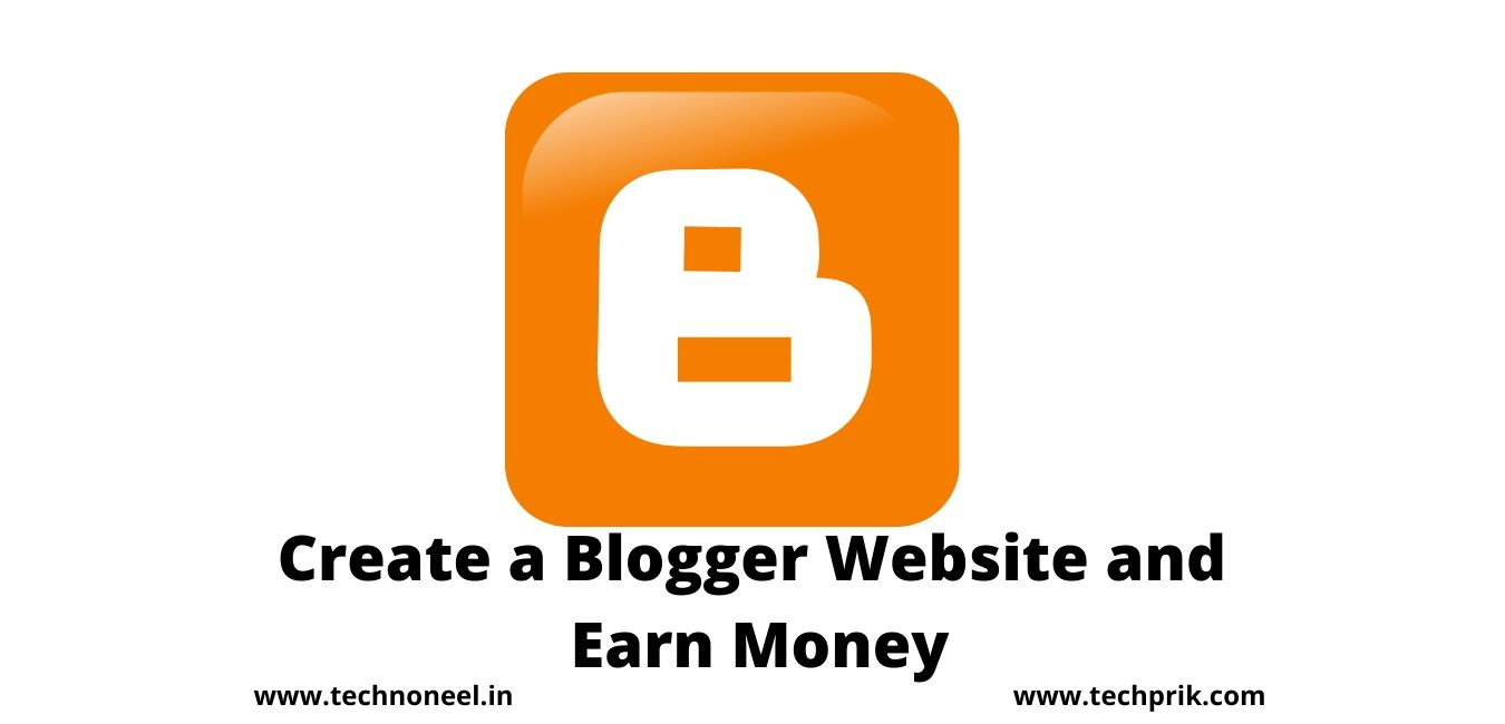 How to start a blog, How to make a blog for free and make money, how to make a blog on blogger