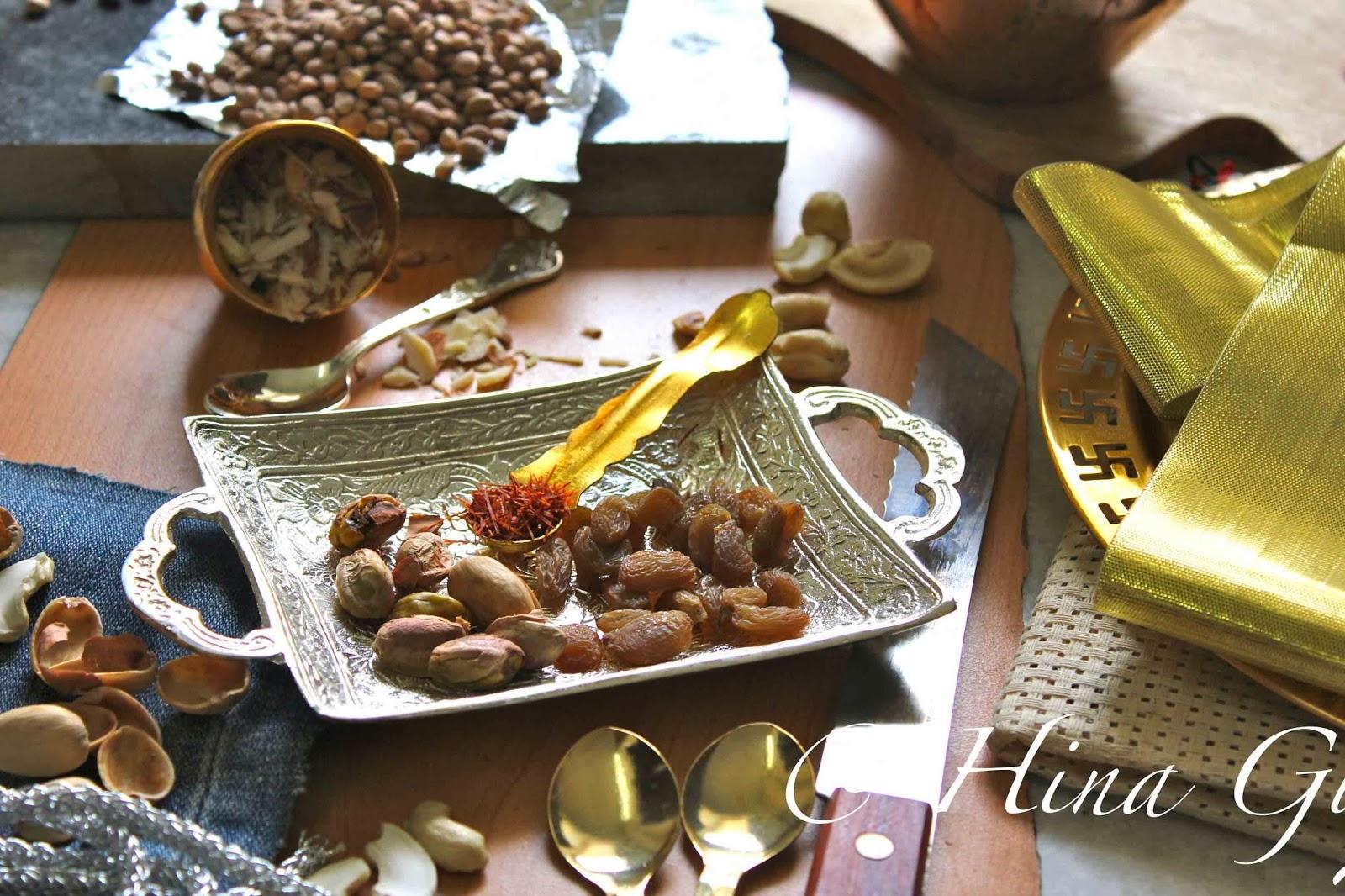Kesar Mawa Ghujia/Gujia Recipe