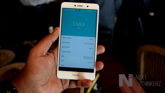 Honor 6X Launched In India Dual camera