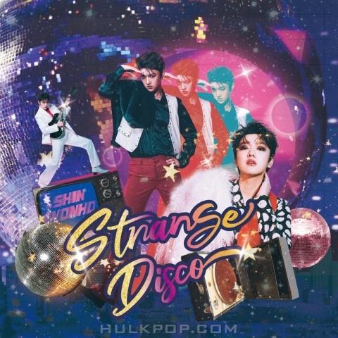 SHIN WONHO – Strange Disco – Single