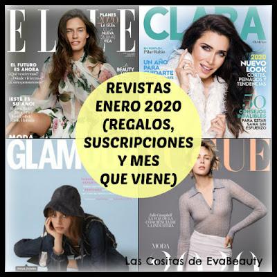 revistas enero 2020
