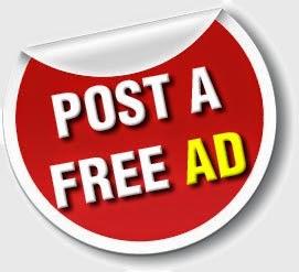 Post Free Online Ads