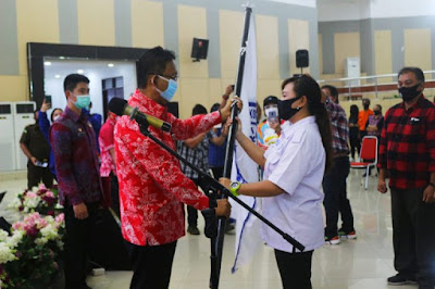Sekprov Lantik FKPA Sulut Periode 2020 - 2023