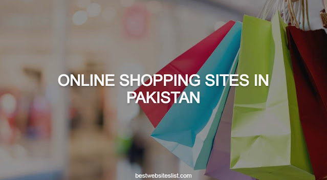 Top 10 Best Online Shopping Sites in Pakistan