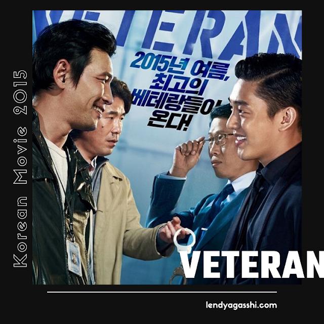 Rekomendasi Film Korea Terbaik : Veteran