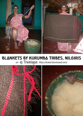 Kalangal Kurumba Blankets