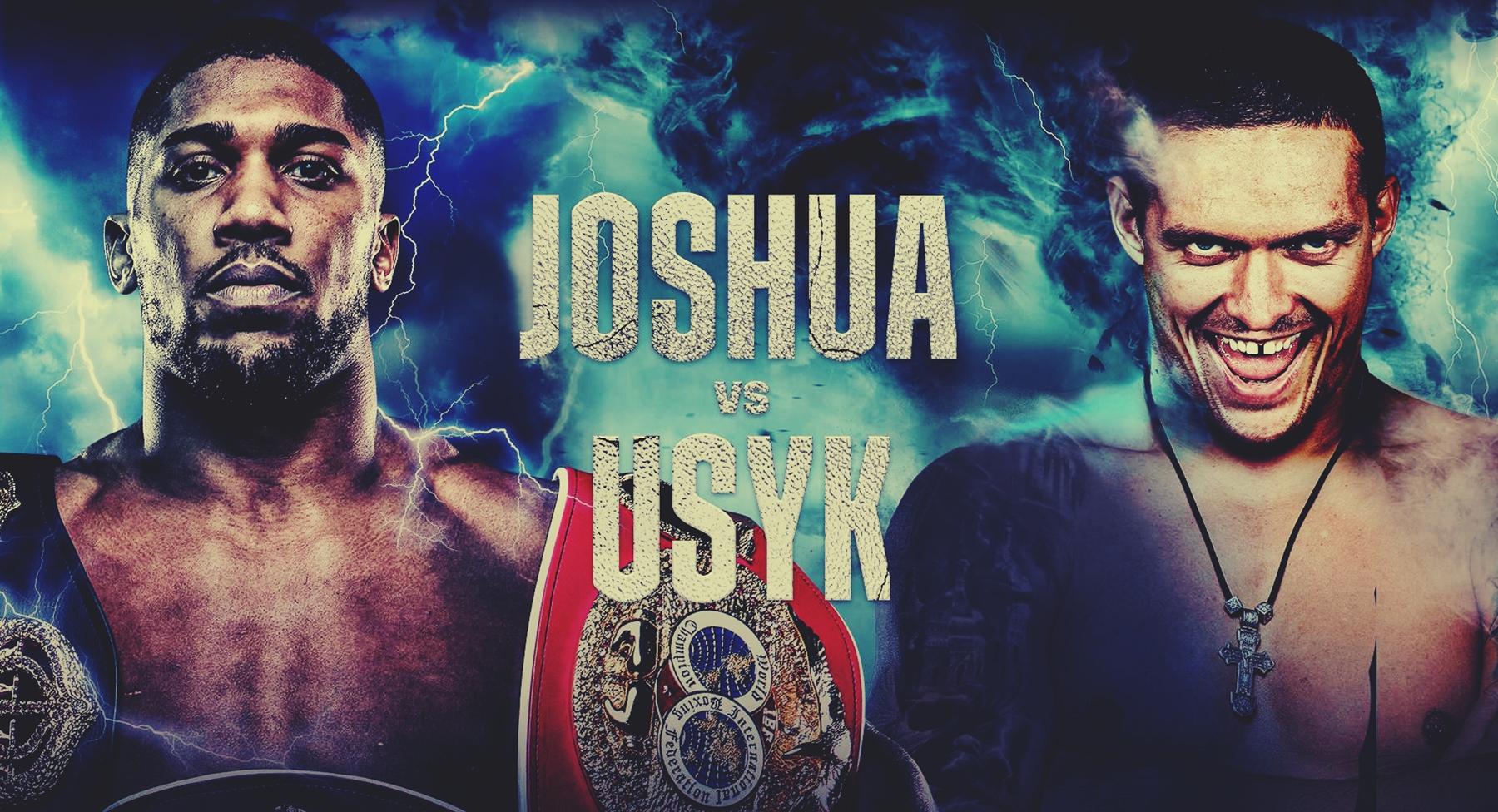 التوقيت نزال أنتوني جوشوا ضد أولكسندر أوسيك في الملاكمة