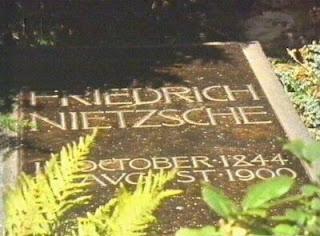 tumulo de Nietzsche