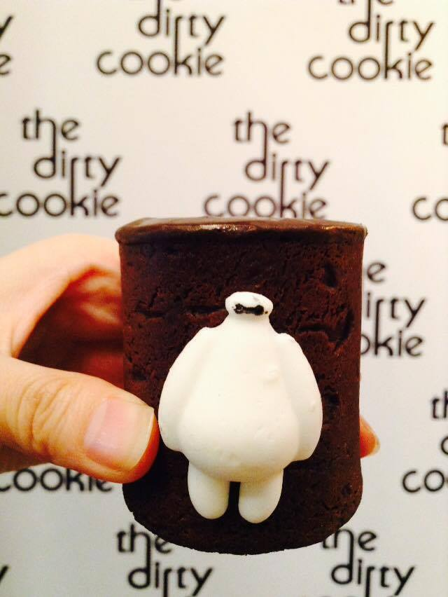 FREE BAYMAX COOKIE SHOTS ON FEB. 13 @ GRAND OPENING OF DIRTY COOKIE - IRVINE SPECTRUM