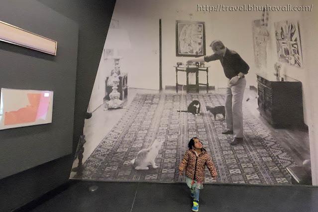 Tintin Museum - Ottignies-Louvain-la-neuve places to visit