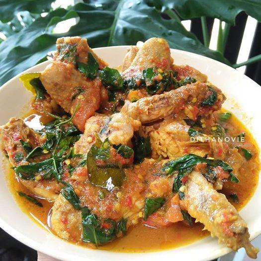 My Kitchen Corner Ayam Woku Belanga