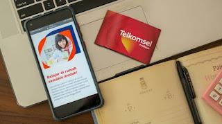 Cara Dapat Kuota Belajar 52GB dari Telkomsel