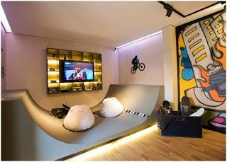 افكار مبتكرة لتصميم غرف نوم اطفال وترتيبه
