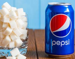 Pepsi low sugar