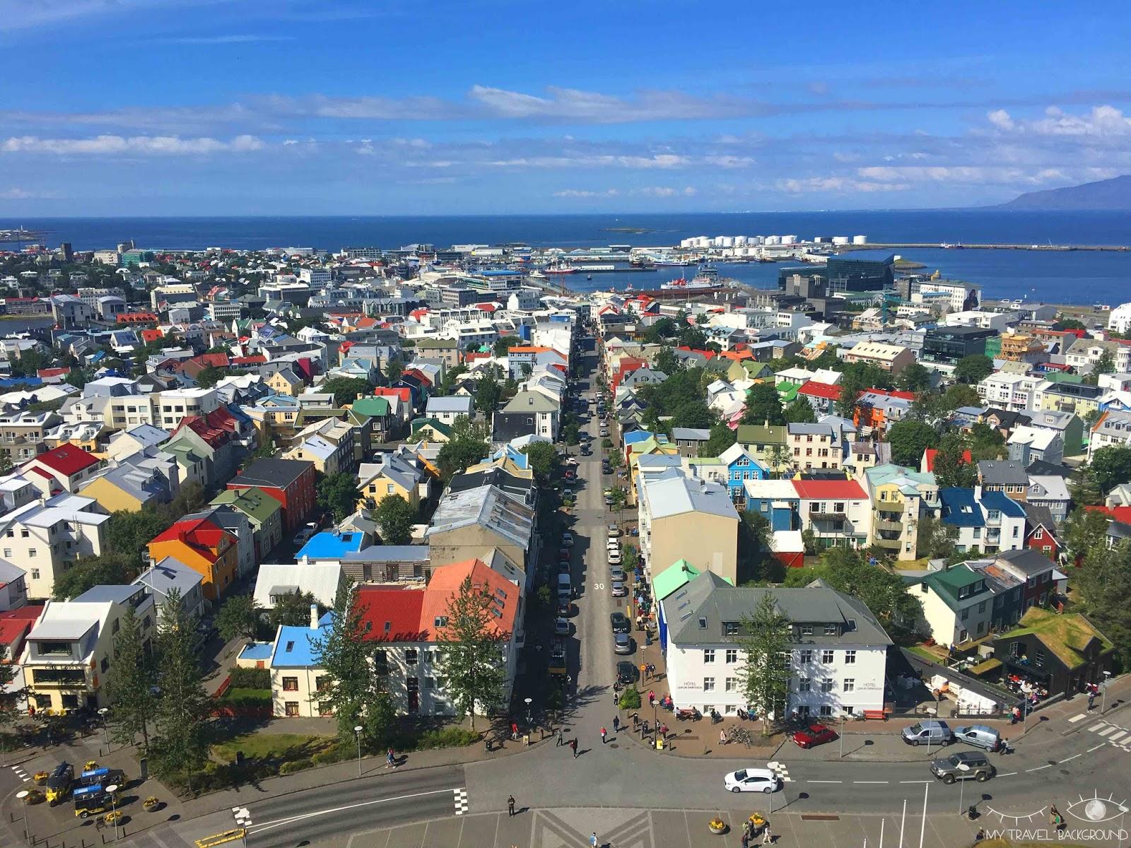 My Travel Background : Road Trip en Islande, itinéraire et infos pratiques / Reykjavik
