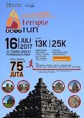 Sleman Temple Run • 2017