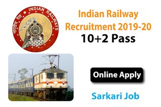 Railway RRC ER Trade Apprentice Recruitment