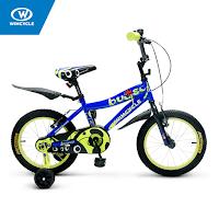 16 wimcycle bugsy bmx sepeda anak