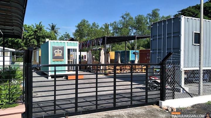Restoran Medan Selera Kontena