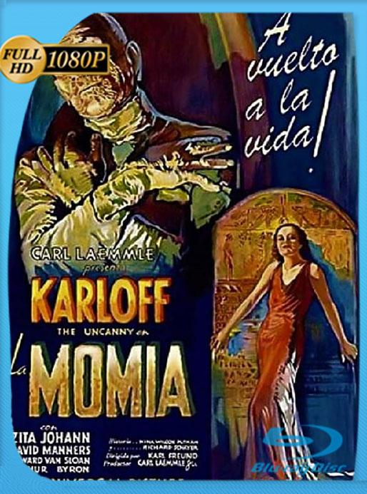 La Momia (1932) [1080p] BRrip [Latino] [Google Drive] Tomyly