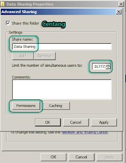 Share Folder Windows