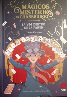 La Voz Dentro de la Pared - Literatura Infantil